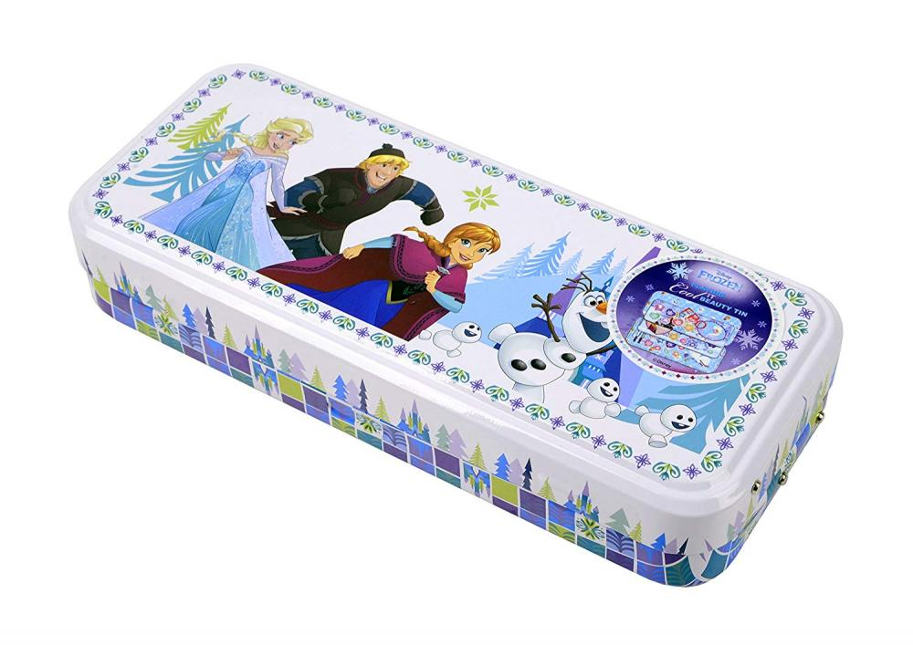 Disney Frozen Playing It Cool Beauty Tin Makeup Set