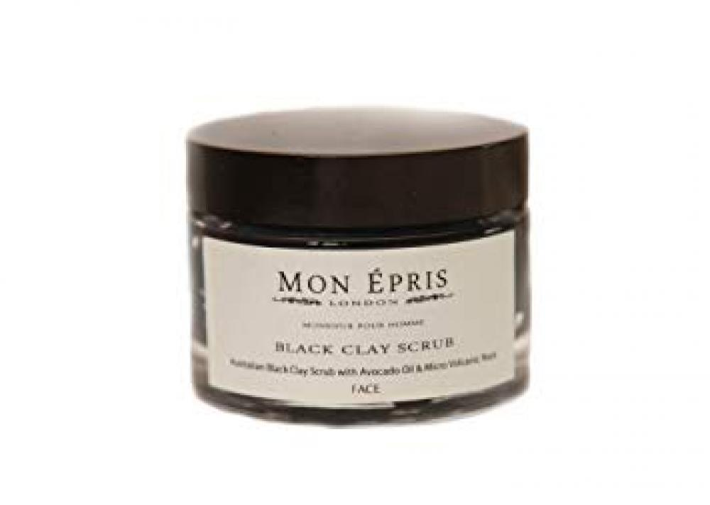 Mon Epris Black Clay Scrub 50ml