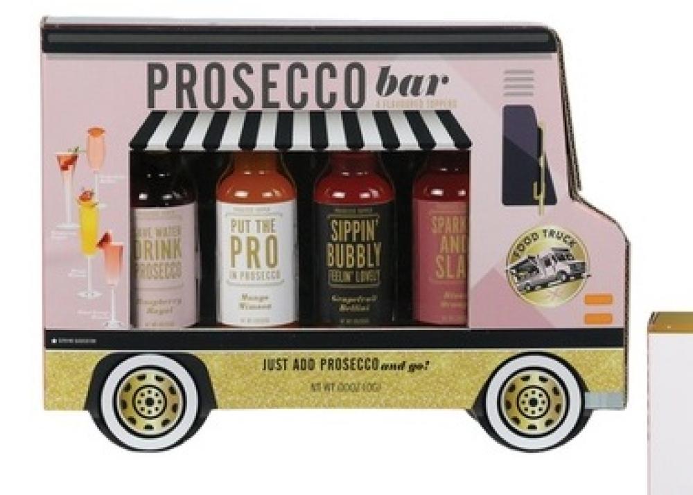 Prosecco Bar 4 x 70g