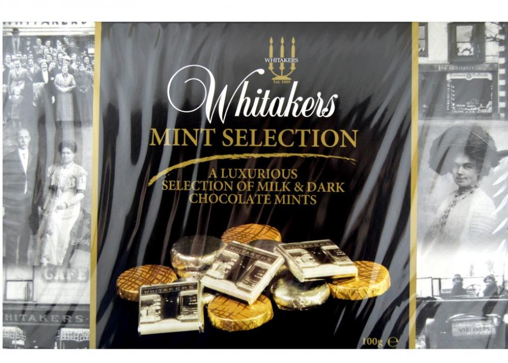 Whitakers Mint Selection 100g