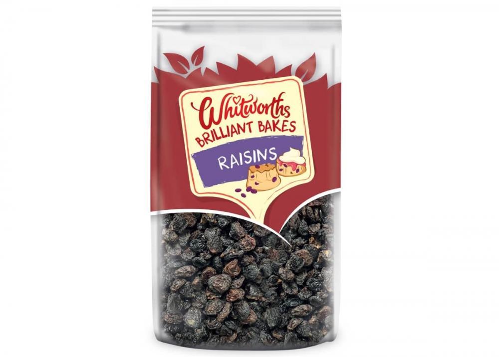 Whitworths Brilliant Bakes Raisins 300g