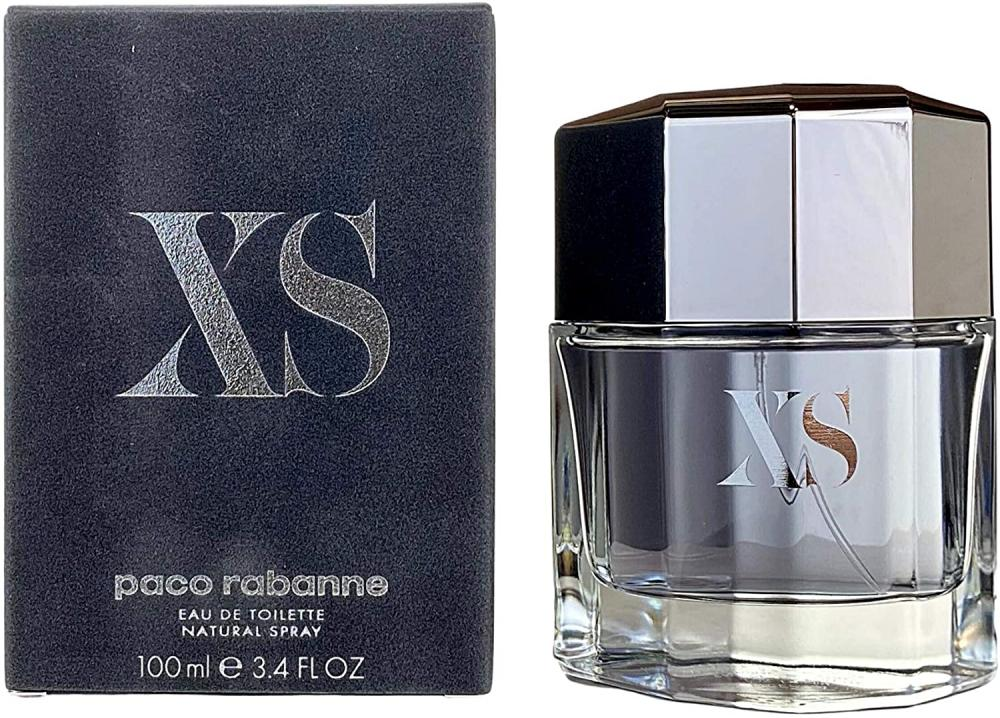 Paco Rabanne XS Eau de Toilette Spray 100ml