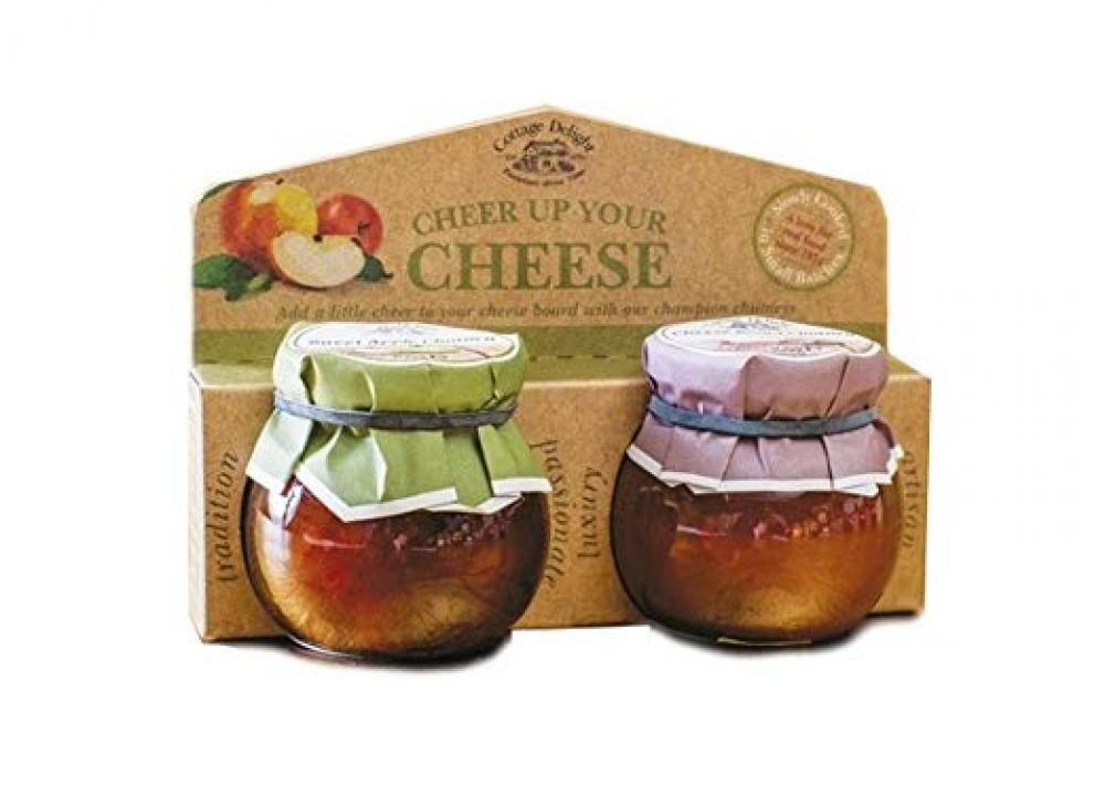 Cottage Delight Cheer Up Your Cheese 105g x 2