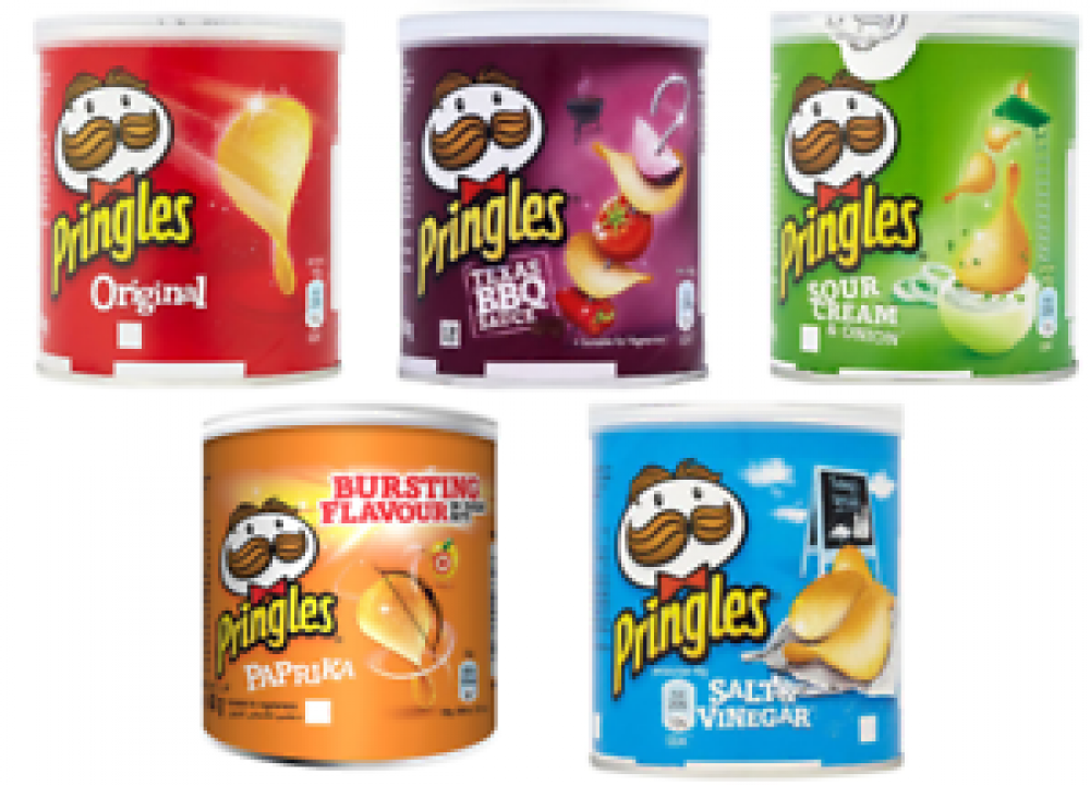 Pringles 40g LUCKY DIP