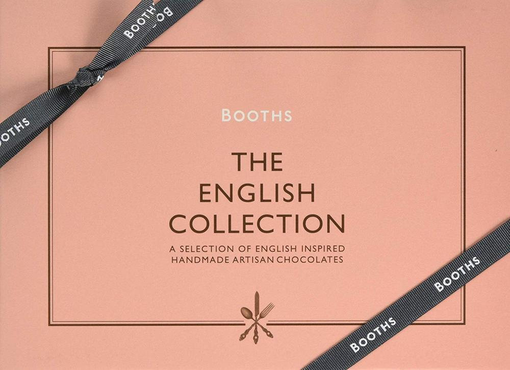 Booths The English Chocolate Collection 150g