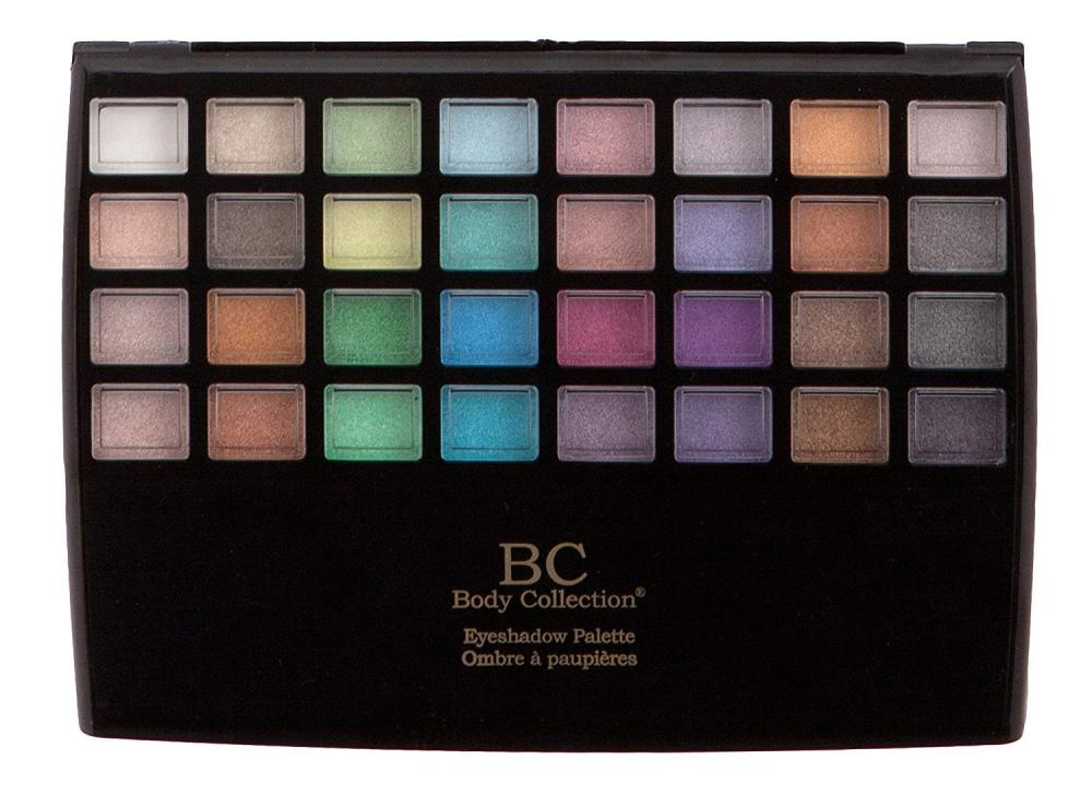 Body Collection 48 Colour Eyeshadow Palette 48x0.8