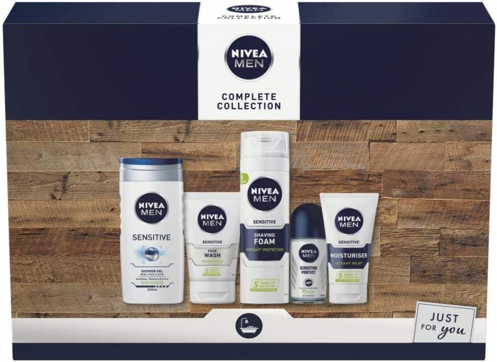Nivea Men Complete Collection Gift Set Damaged Box