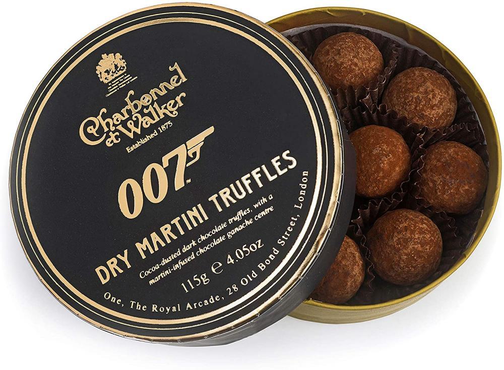 Charbonnel Et Walker 007 Dry Martini Truffles 115g