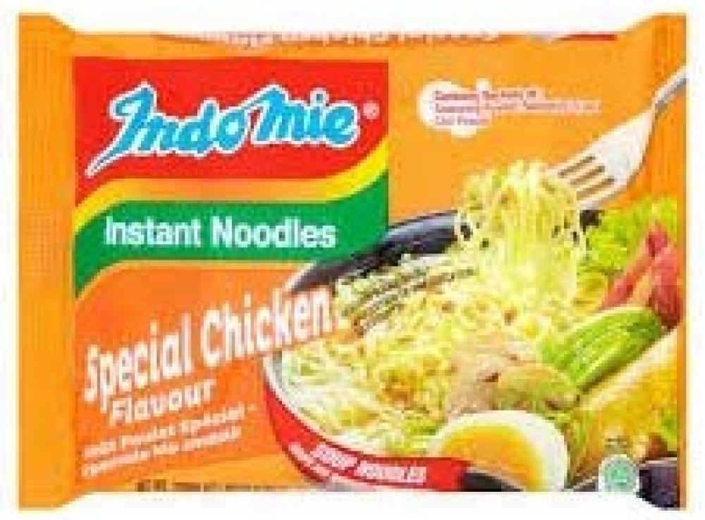 Indomie Halal Special Chicken Noodles 75g
