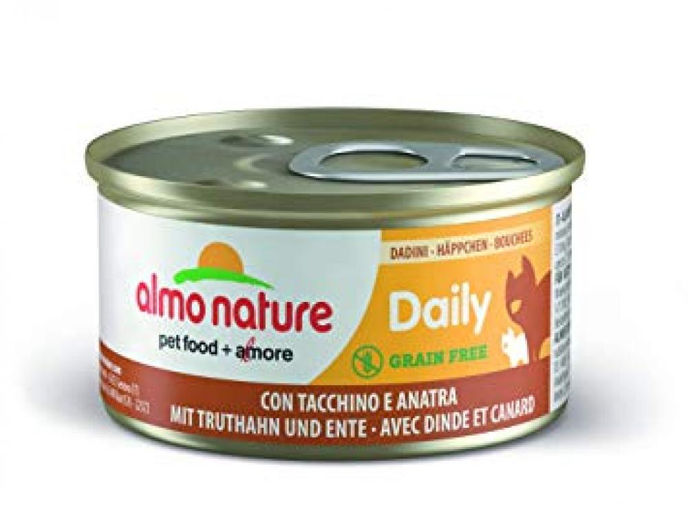 Almo Nature Daily Chunks -Grain Free 85g