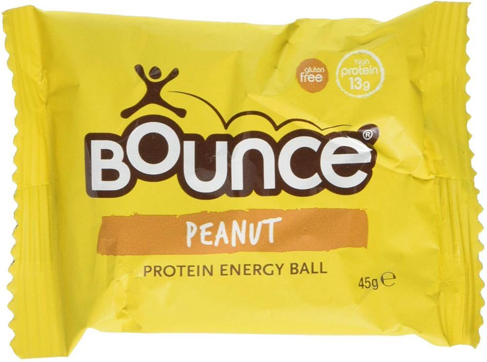 Bounce Peanut Protein Hit Energy Ball 45g