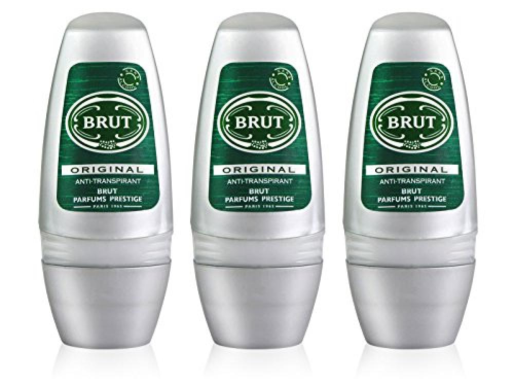 Brut Anti-Transpirant Roll On 50ml