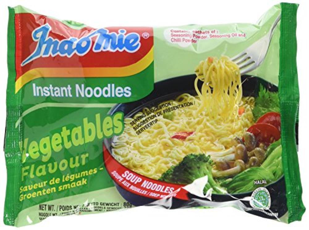 Indomie Vegetable Noodles 75g