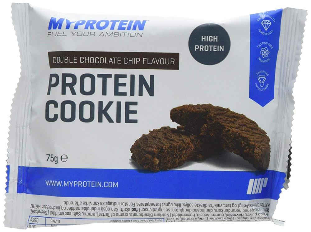 MY PROTEIN Protein Cookie Double Chocolate Chip 75g