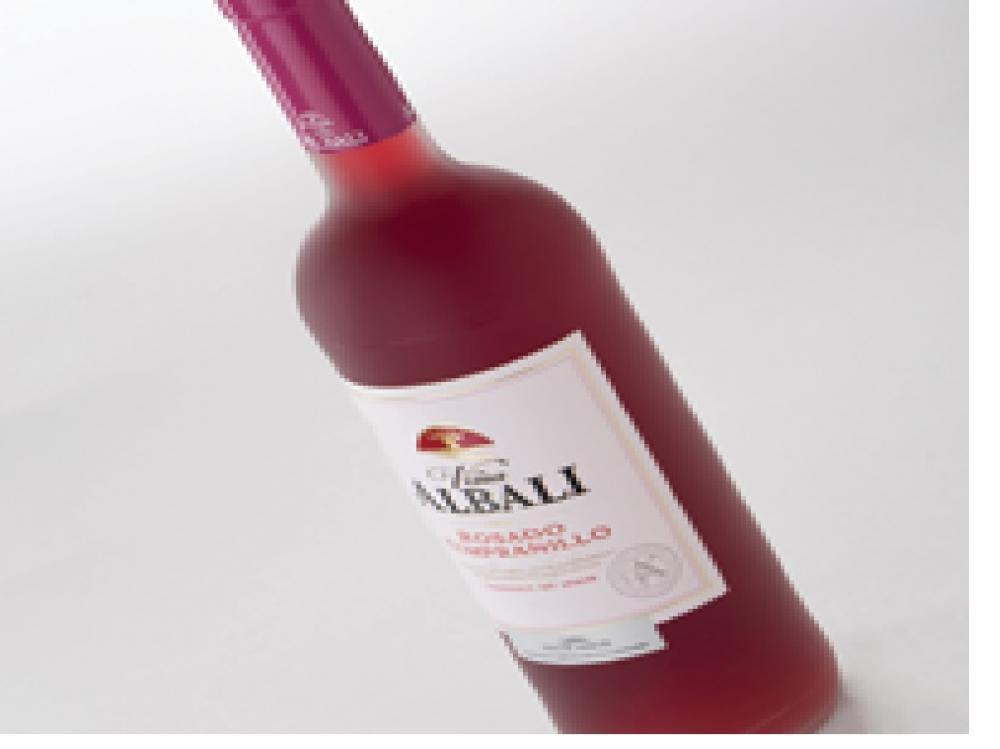 Albali Tempranillo Rose 187ml