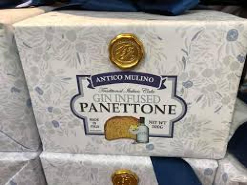 Antico Mulino Gin Infused Panettone 500g