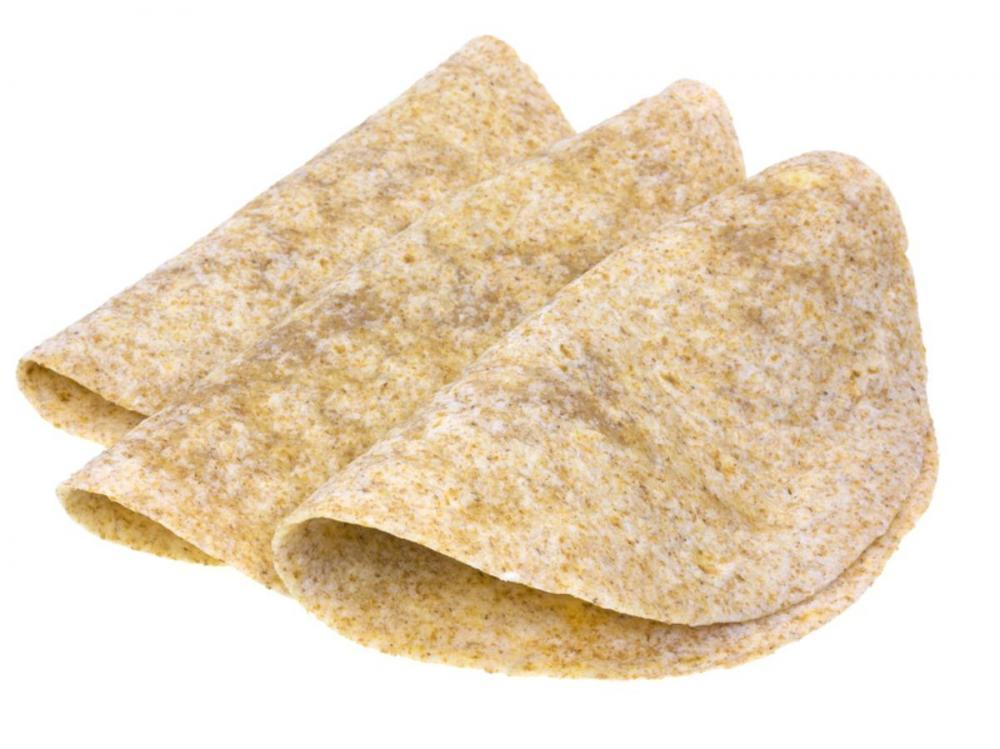 Casa Serrano Whole Wheat Tortilla Wraps 18 pack