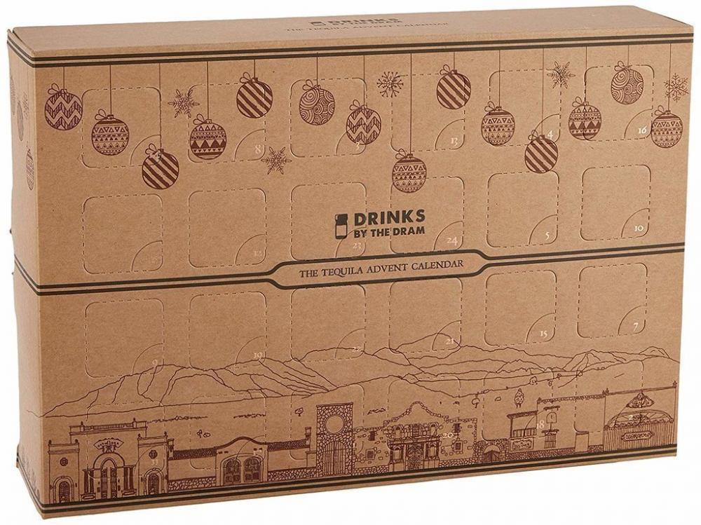 Drinks By The Dram The Tequila Advent Calendar 24x3cl