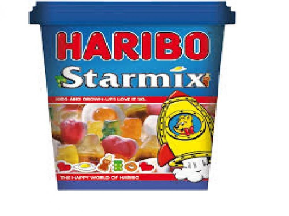 Haribo Starmix Tub 190g