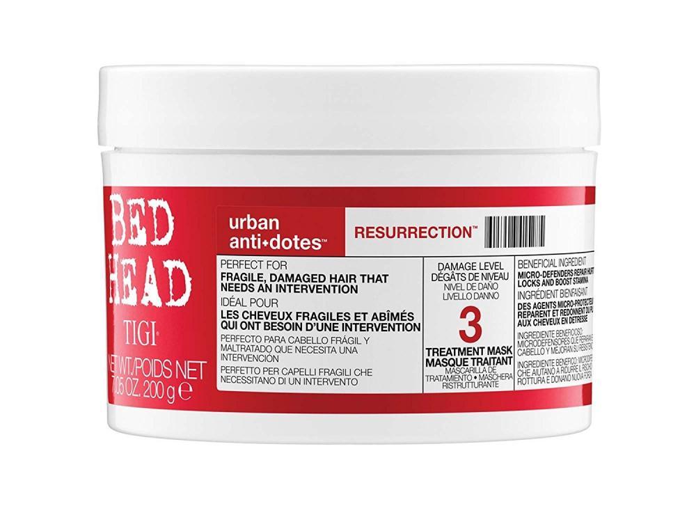 Bed Head by Tigi Urban Antidotes Resurrection Treatment Mask Level 3 200 g