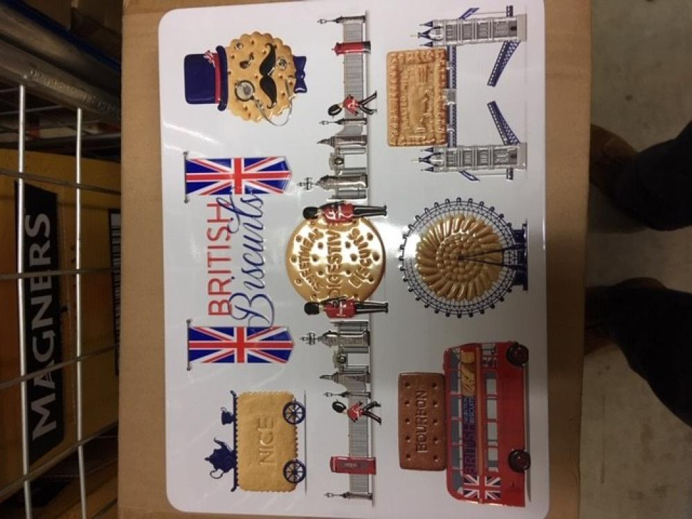 British Biscuits Selection 350g