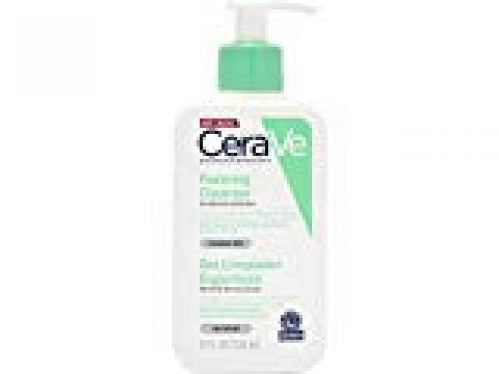 CeraVe Moisturizing Cleansing Foam 236 ml