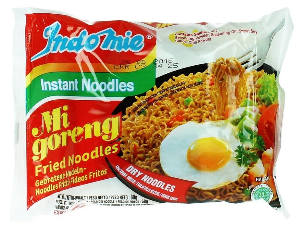 Indomie Instant Noodles Mi Goreng 80g