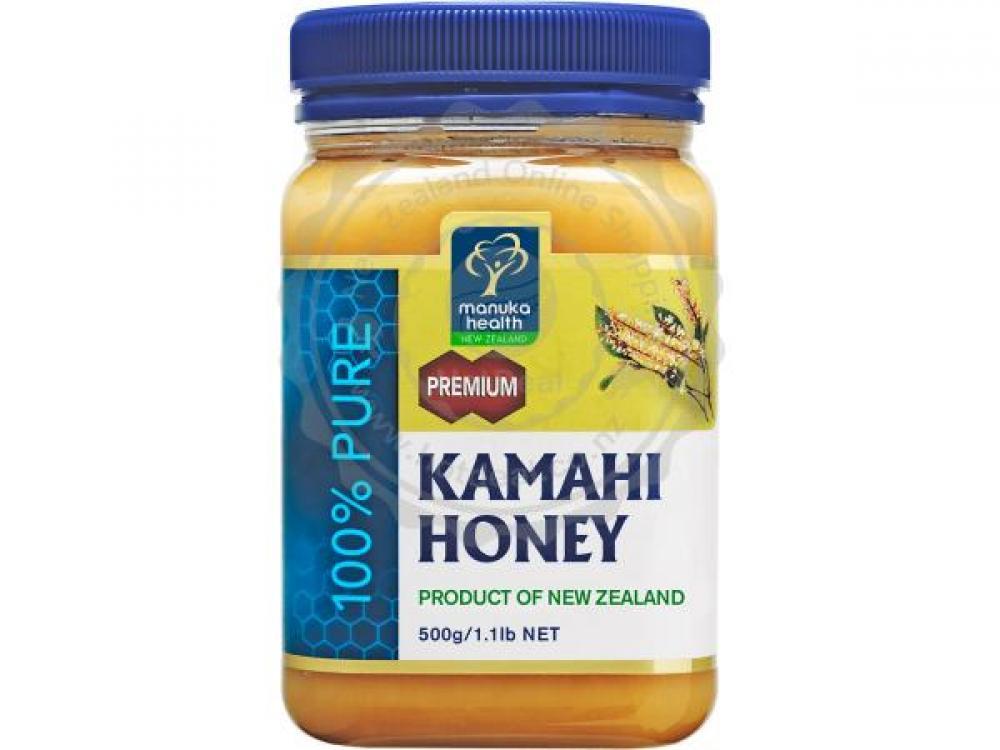 Manuka Health Kamahi Honey 500g