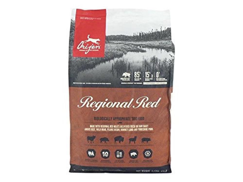 Orijen Regional Red Dog Food 11.4kg