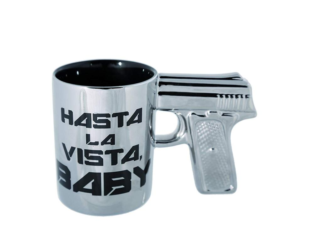 Out of the Blue Hasta La Vista Baby Mug