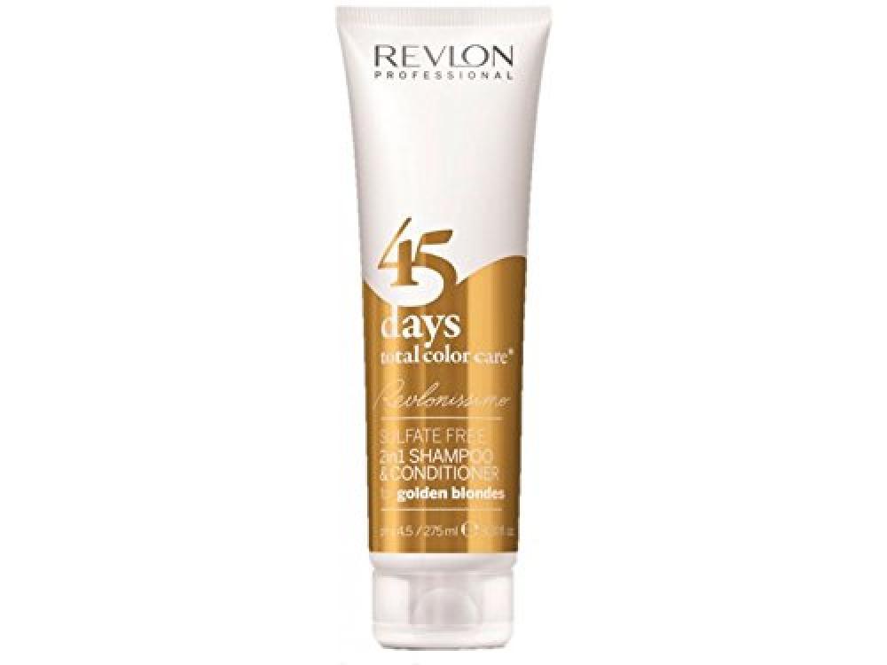 Revlon Professional Revlonissimo 45 Days Golden Blonde 275ml