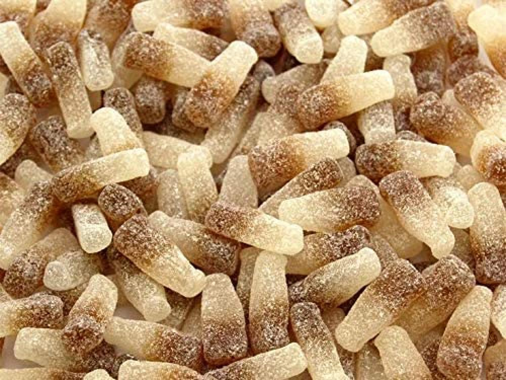 Treat Co Fizzy Cola Bottles 200g