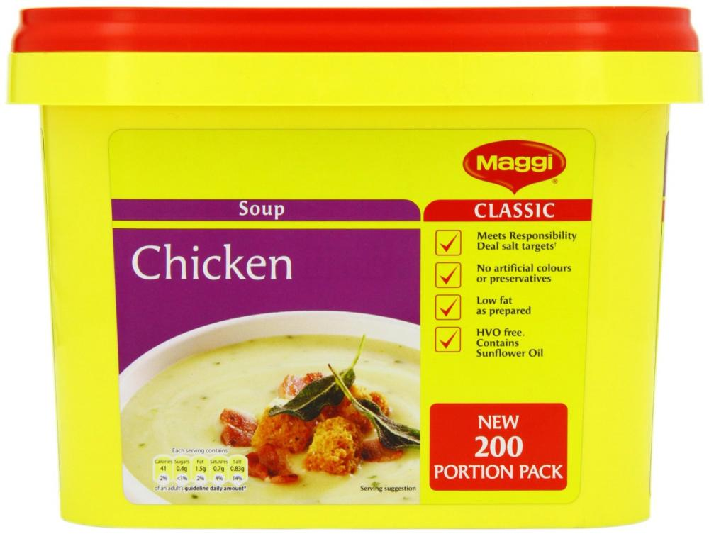 Maggi Chicken Soup 2kg