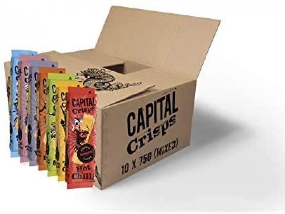Capital Crisps LUCKY DIP 75g