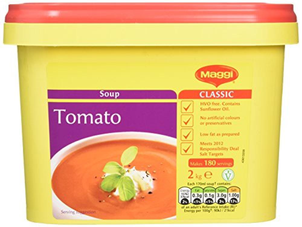 Maggi Dehydrated Tomato Soup 2 kg