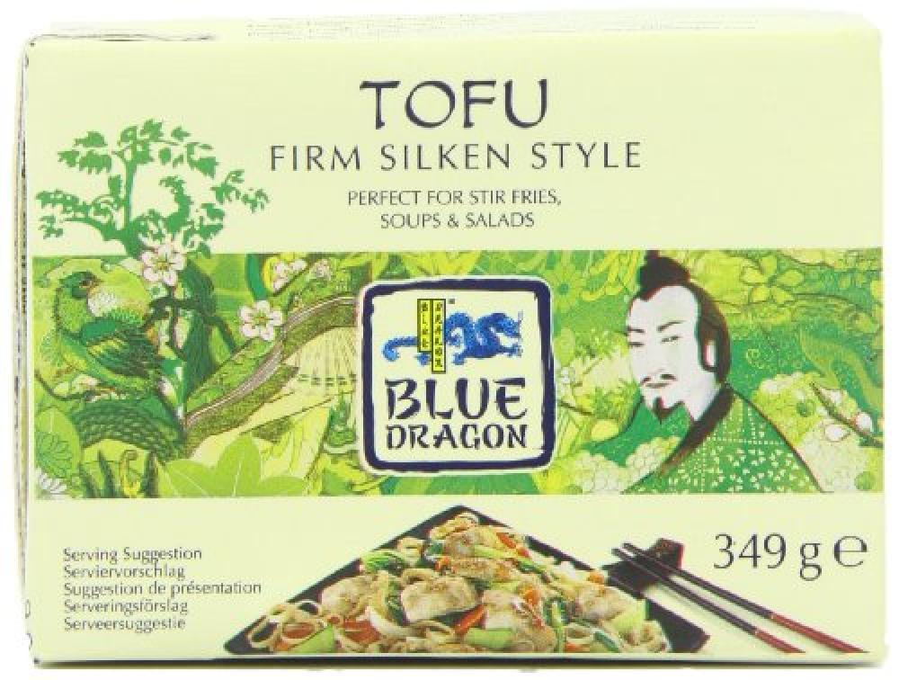 Blue Dragon Tofu Extra Firm Silken Style 349g