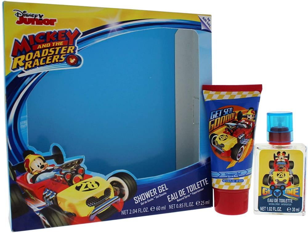 Disney Mickey and The Roadster Racers - 2Pc Gift Set