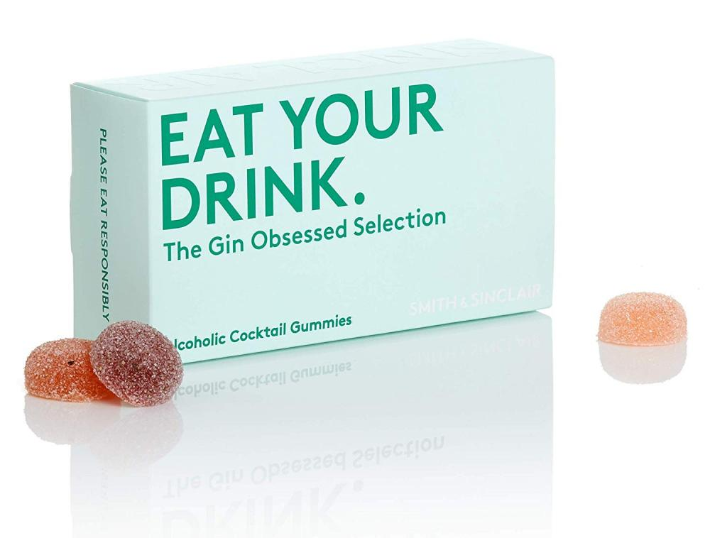 Smith and Sinclair Alcoholic Cocktail Sweets 112 g