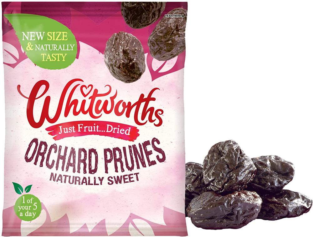 Whitworths Orchard Prunes 40 g
