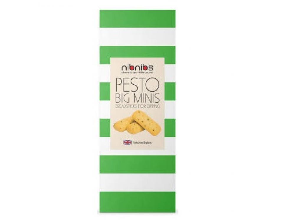 Nibnibs Pesto Big Minis 100g