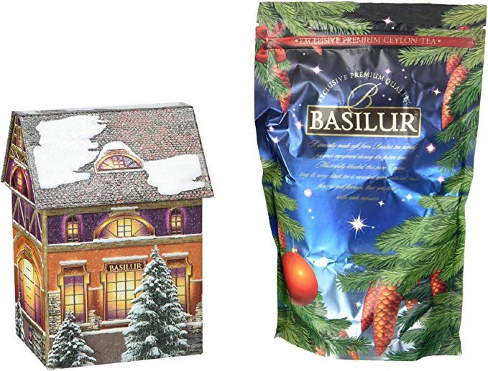 Basilur Tea Festival Collection Christmas House Loose Tea 100g