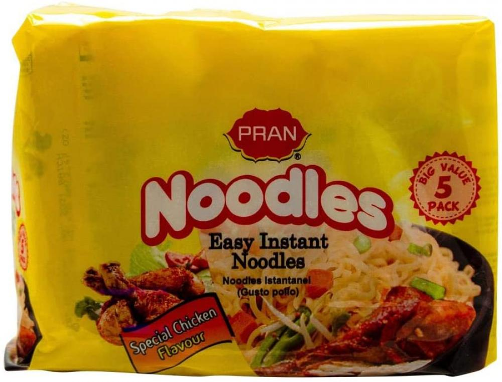 Pran Chicken Noodles 5 pack