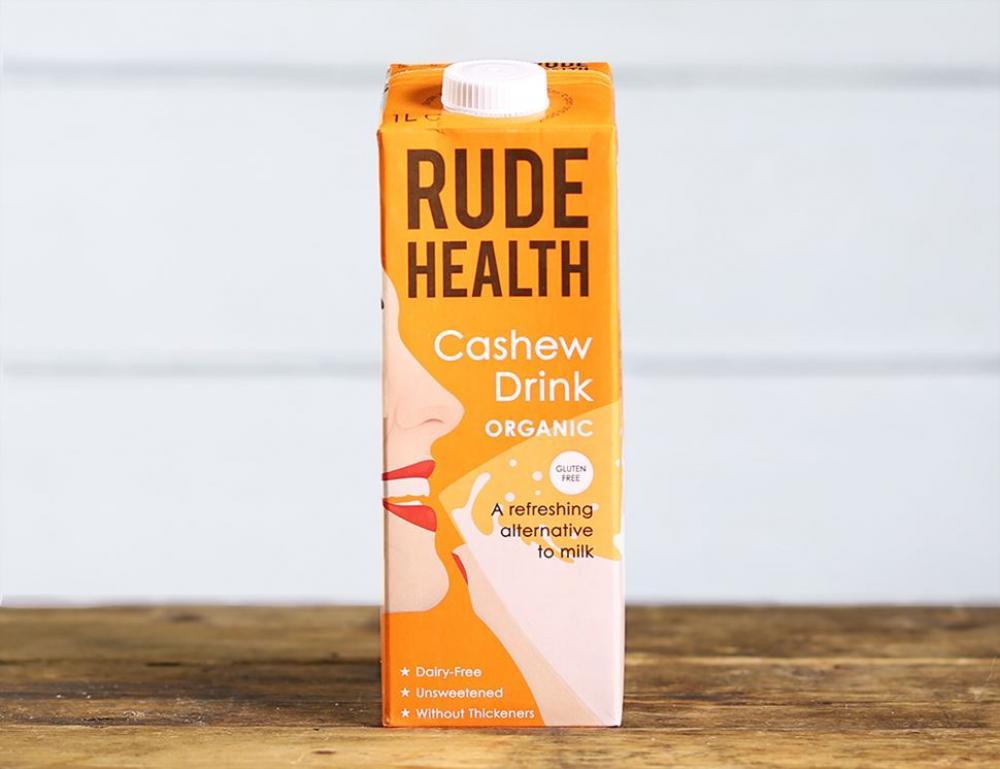 Rude Health Organic Cashew Drink 1 Litre