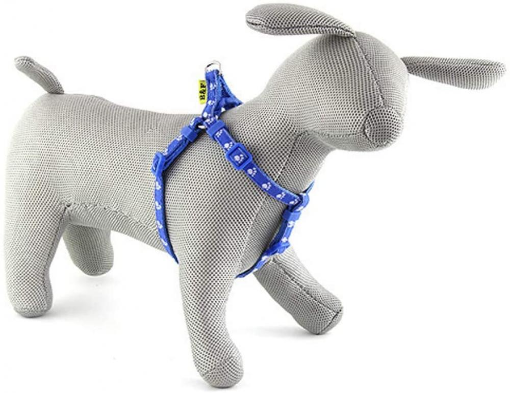 B And F Paws Harness Number 6 Blue 2.5 x 58 to 90 cm