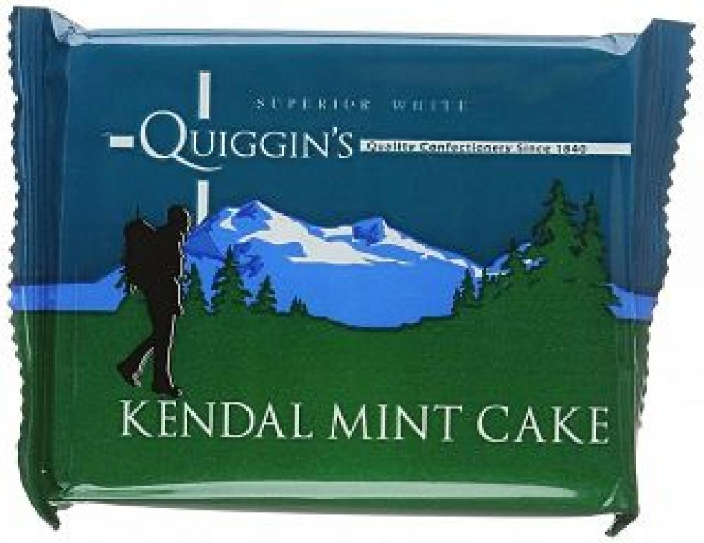 Quiggins Kendal Mint Cake 85g