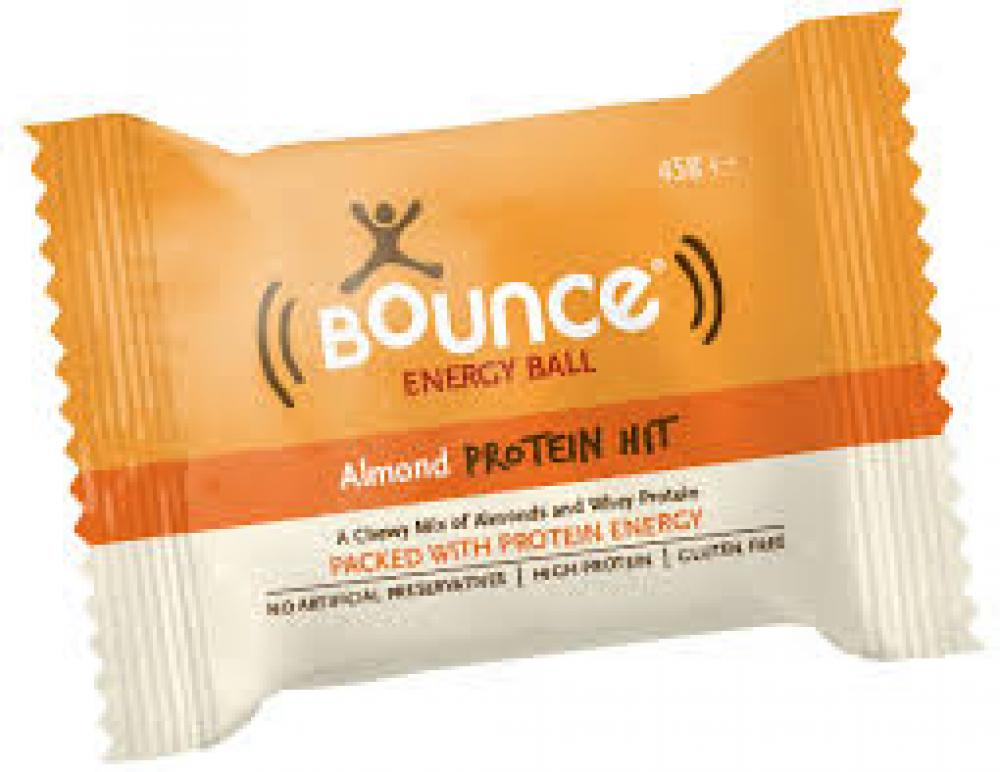 Bounce Foods Almond Protein Hit Energy Ball 45 g