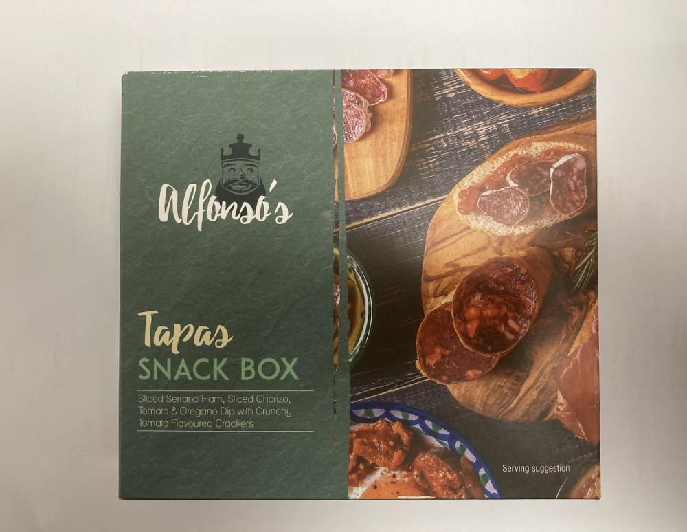 WEEKLY DEAL  Alfonsos Tapas Snack Box