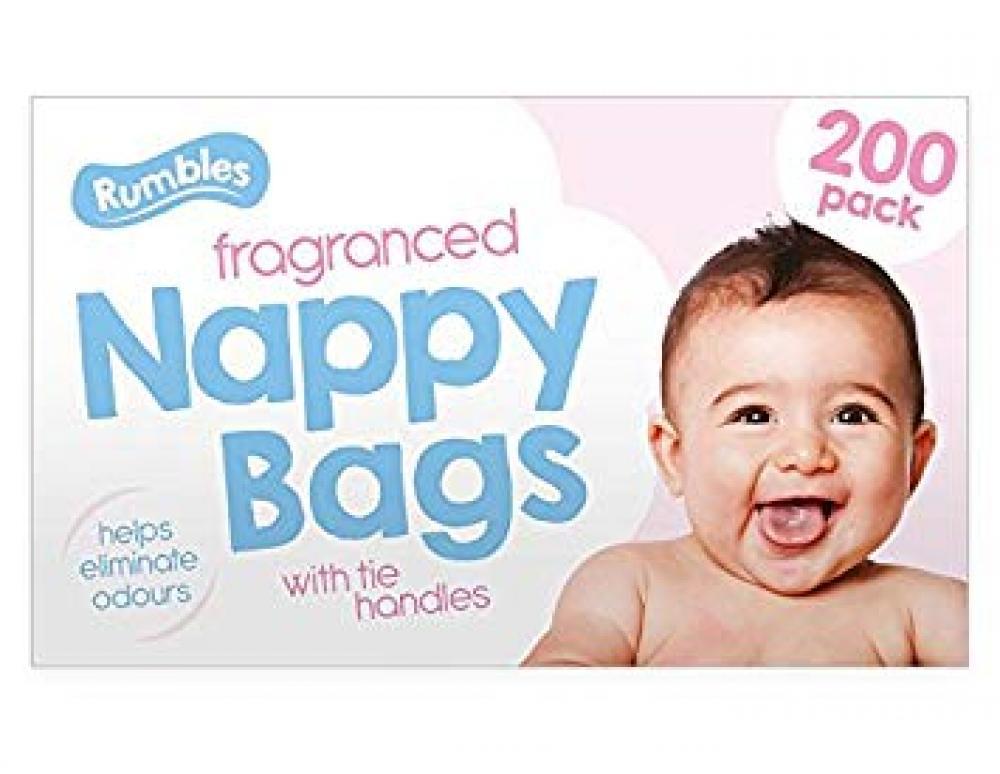 Nappy Sacks 200 pack