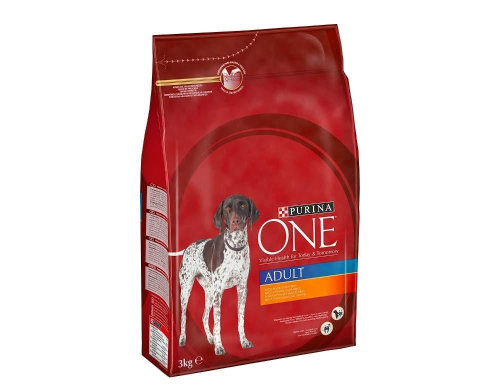 SUMMER SALE  Purina One Crochette Adult Rich Chicken with Rice 3kg