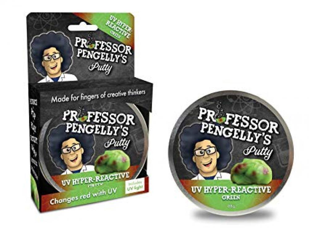 SALE  Professor Pengellys UV Hyper Reactive Green Putty
